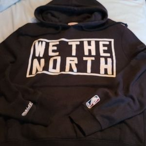 Mitchell and ness men's small we the north raptors